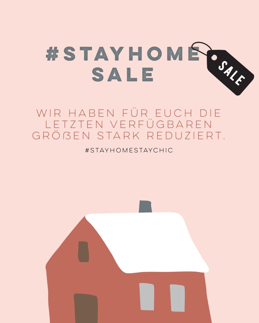 #STAYATHOME SALE