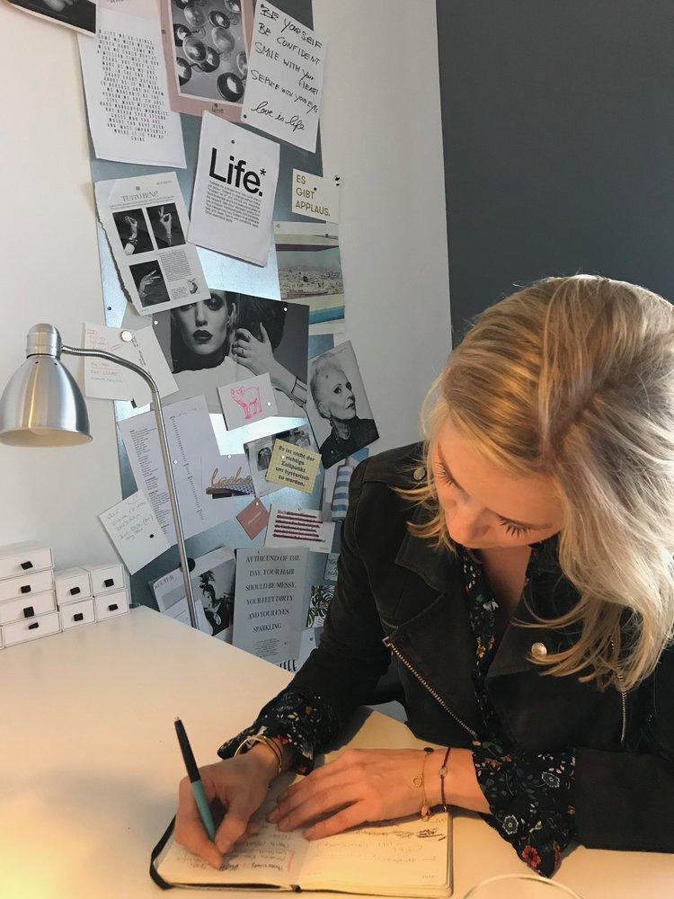 Alma Frieda - Schmuckdesignerin- Im Interview