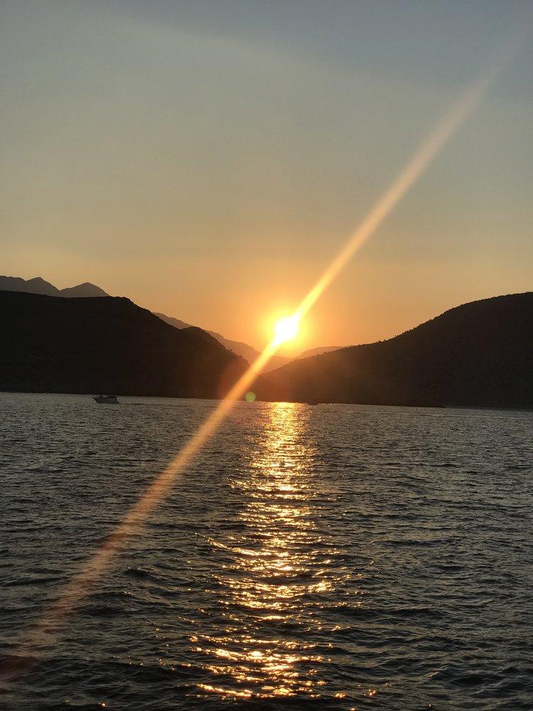 Einfach Atemberaubend: Sunset - die Stunde darf man nicht verpassen