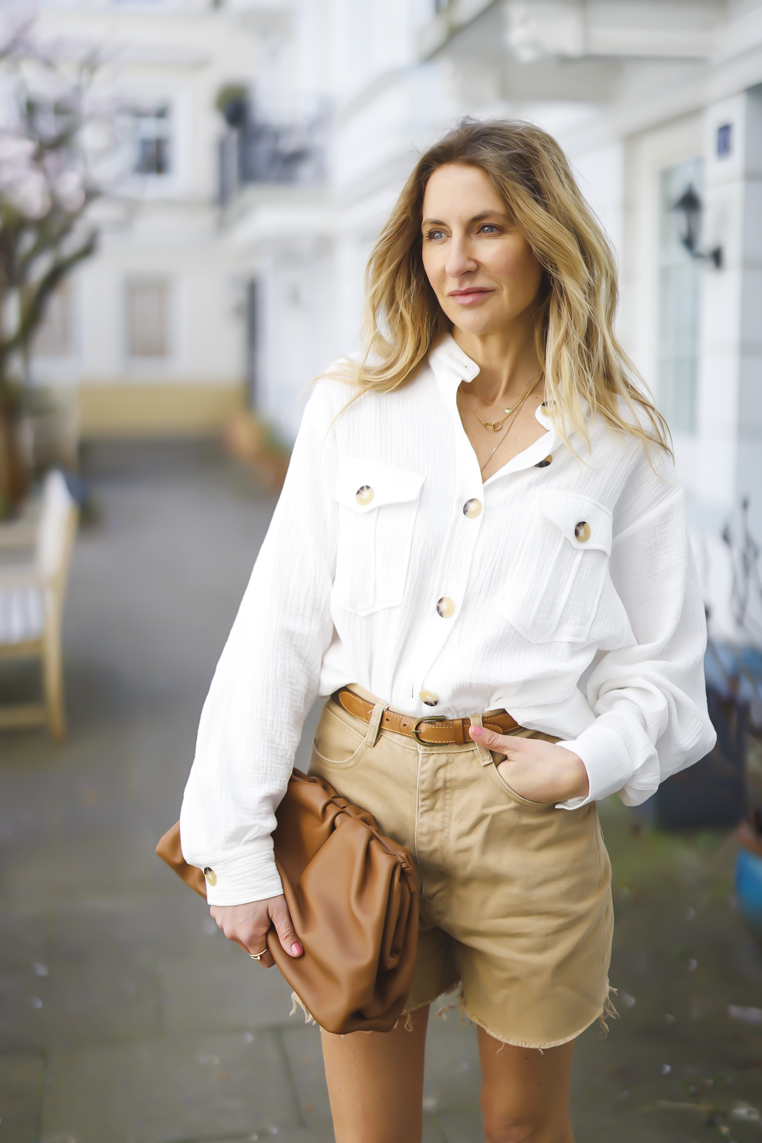 Neu im Shop: Ems Shirt White