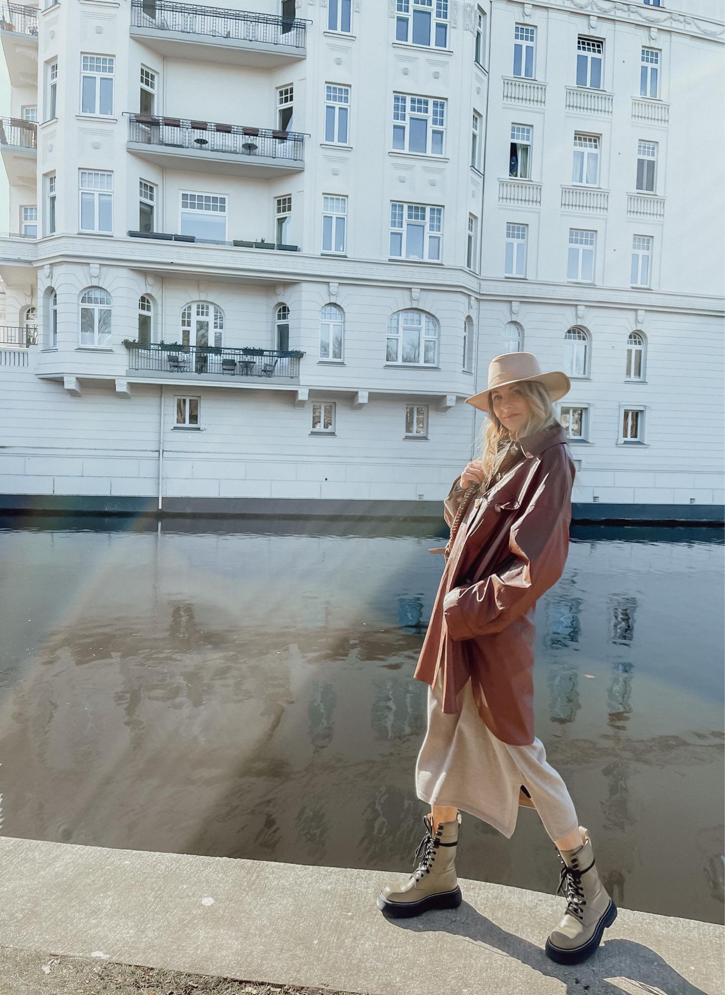Neu im Shop: Kleid Emily Vegan Leather