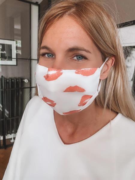 Mundschutz Kisses 2 x
