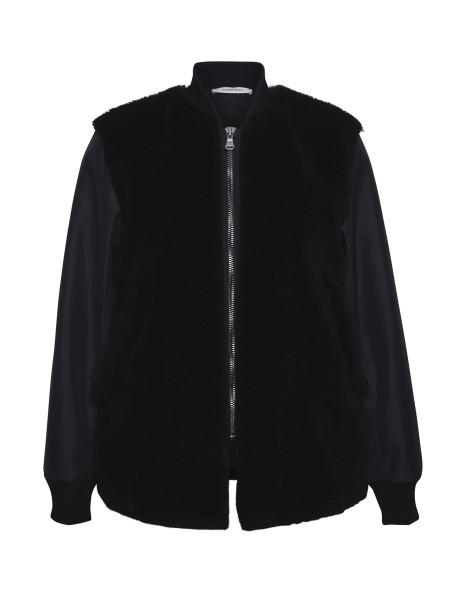 Hybrid Jacket Schwarz