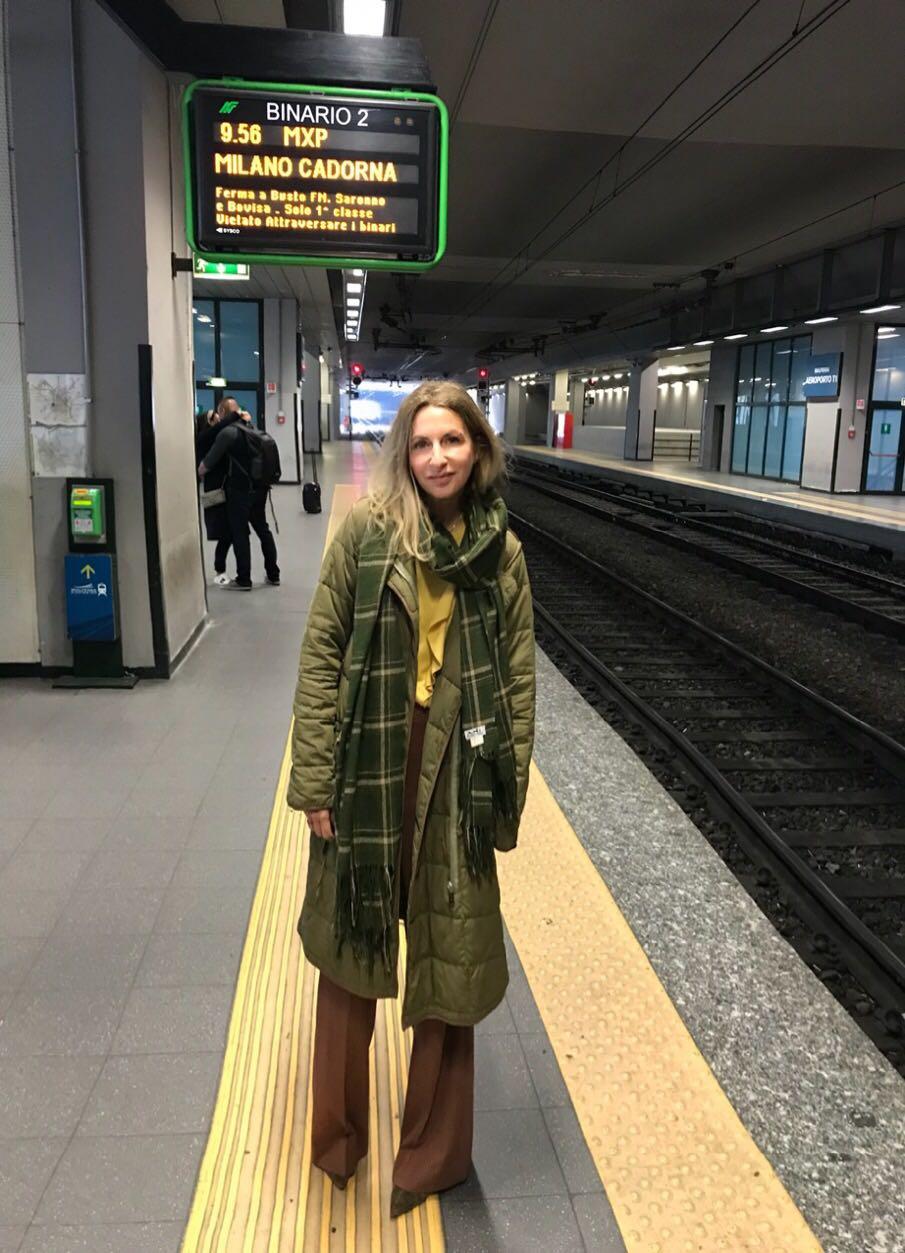 Mailand: Rein Raus Dankeschön