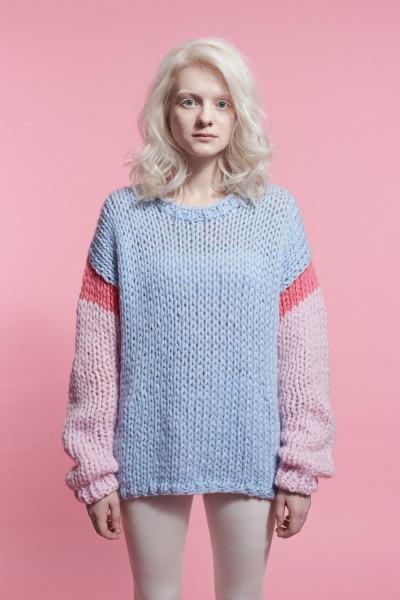 Merino Max Sweater