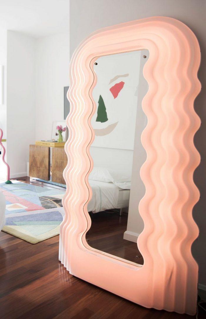 """Interior Trend des Monats - """"Ultrafragola"""" Spiegel"""