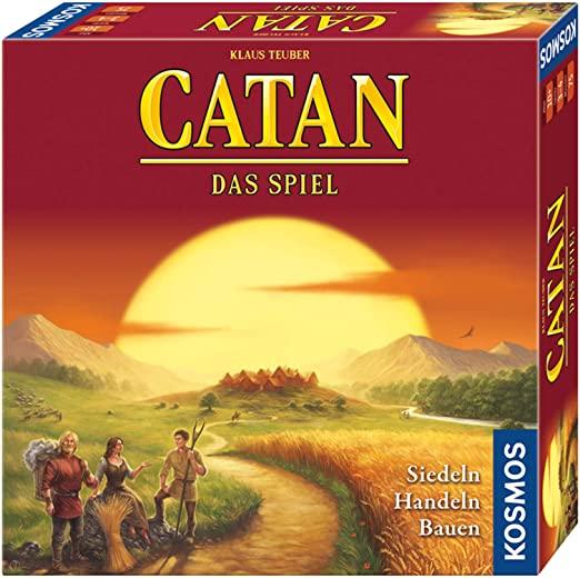 Cover - Die Siedler von Catan