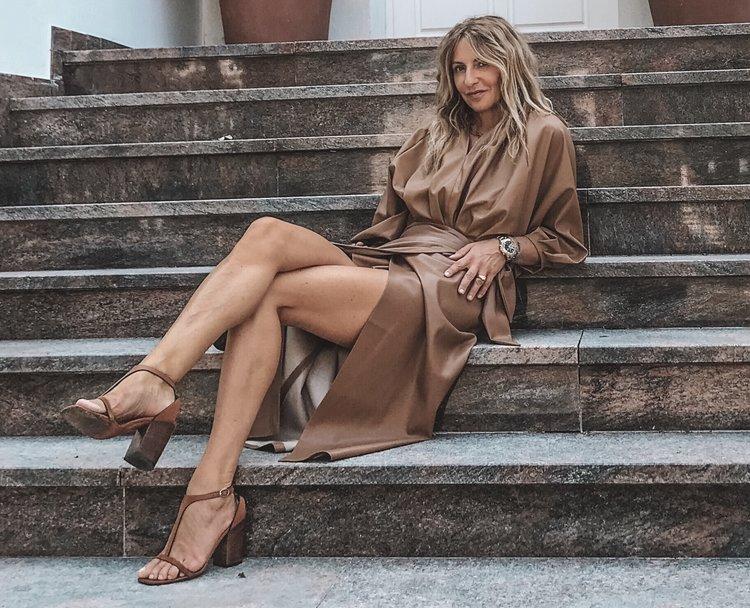 Monochrome Monday: Fake Leather