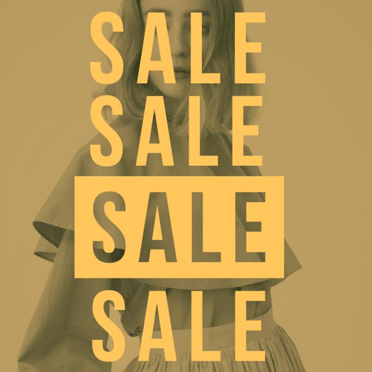 SALE! Bis zu 50% off auf ausgesuchte SoSUE-Teile