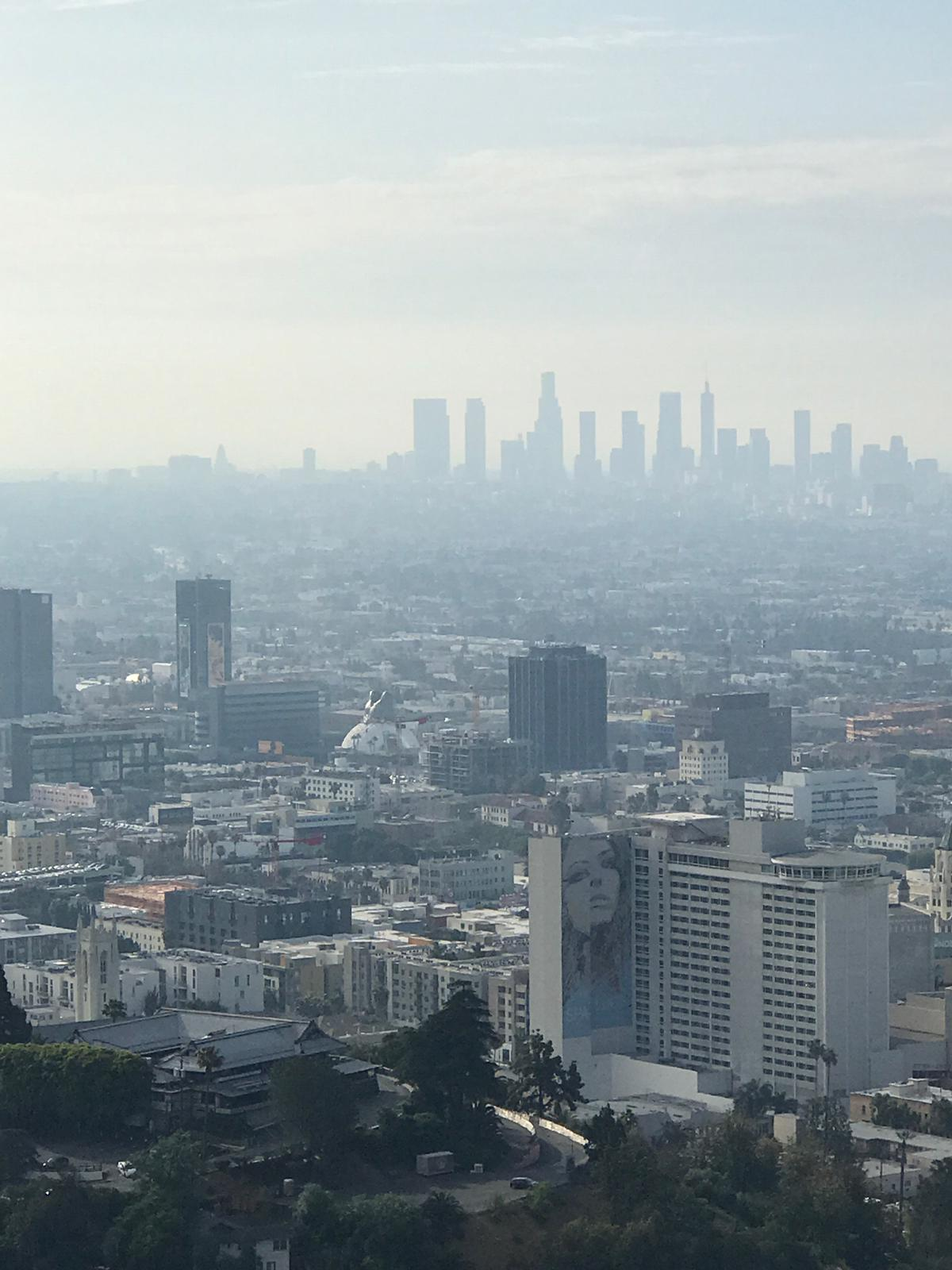Sue´s L.A. Reisetagebuch - June Gloom im Mai