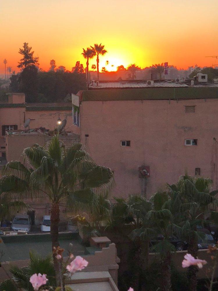 Die Wüste lebt: Chillen in Marrakesch