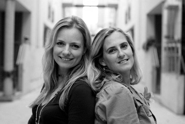 Andrea Fischer und Sandra Müller-Hofner