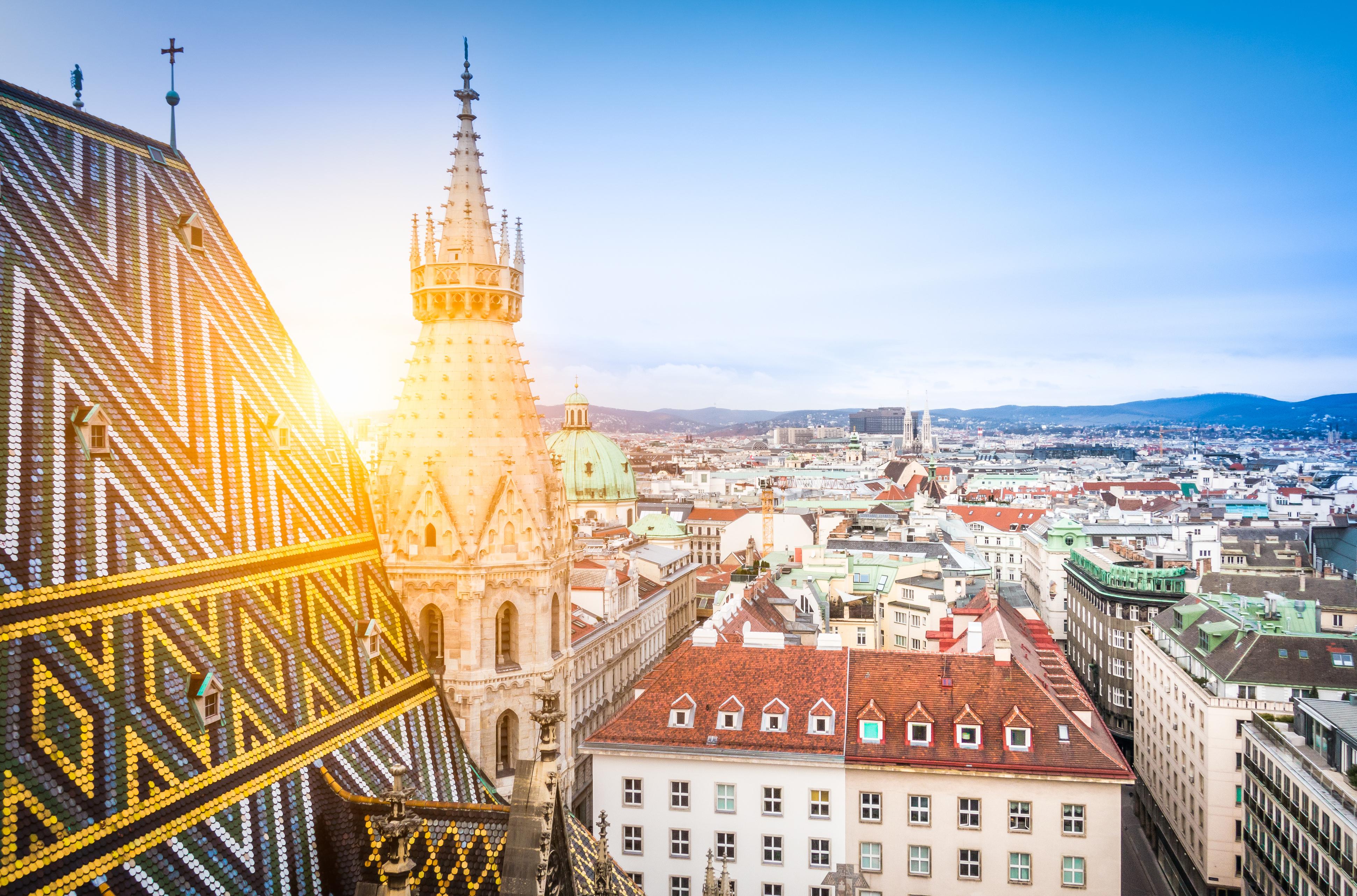 Schockverliebt in Wien
