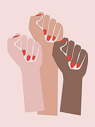 Frauenrechte: 5 wichtige Gesetze