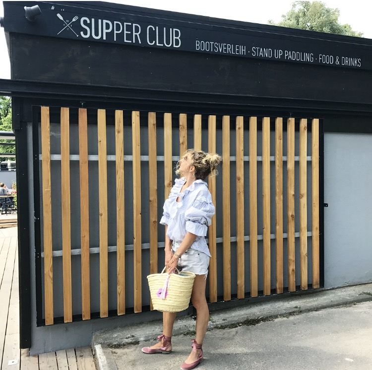 Supper Club - Sundowner mitten in Eppendorf