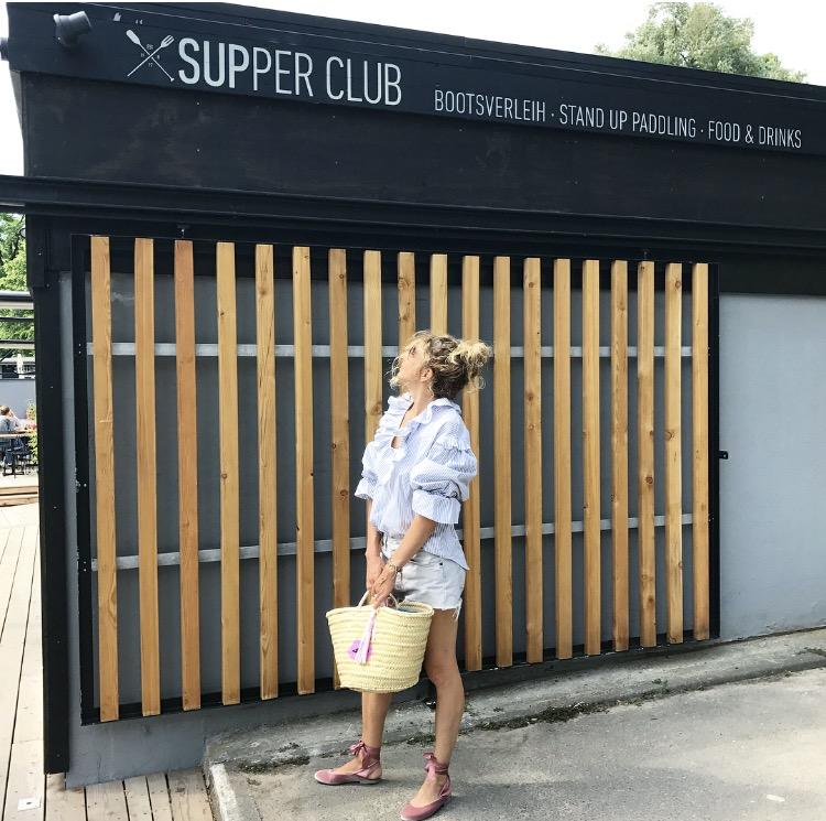 Supper Club - Sundowner mitten in Eppendorf