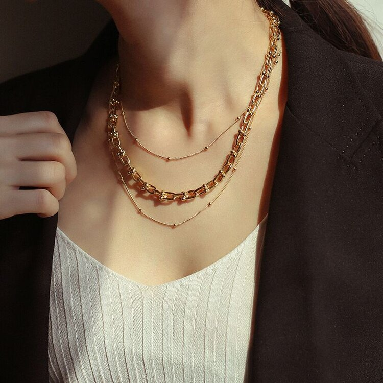 THE VICKY CHAIN-$ 89.00