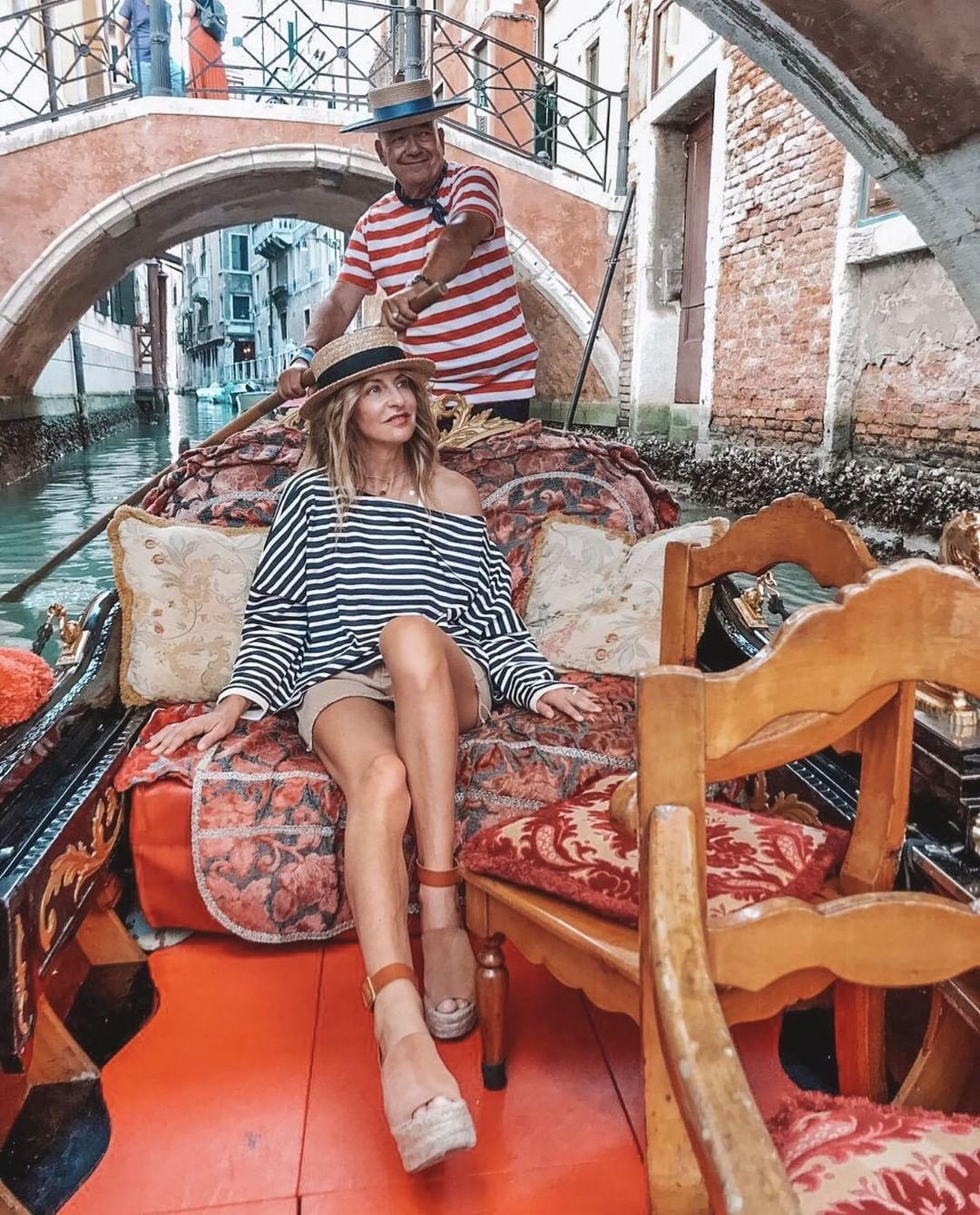 Sailor Shirt goes Venedig