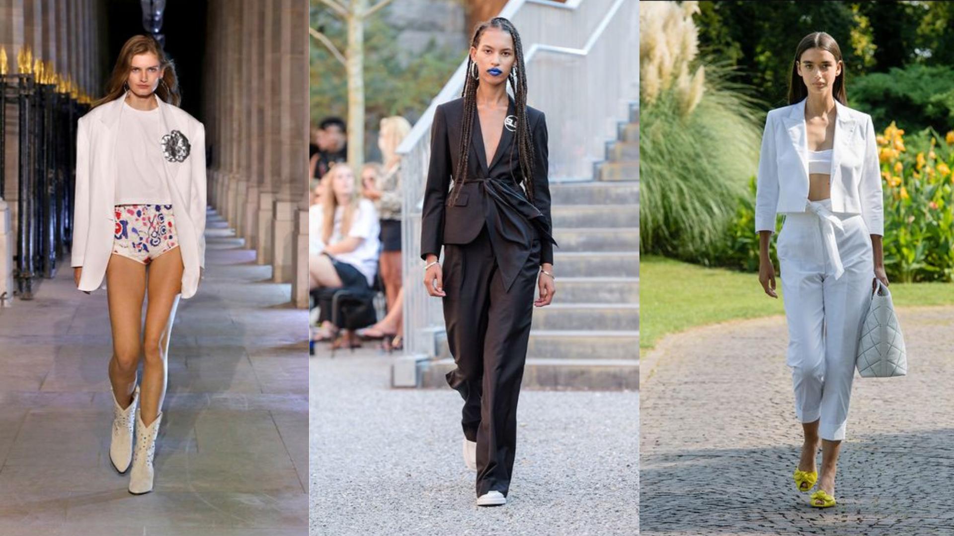 Top Modetrends Frühjahr Sommer 2021