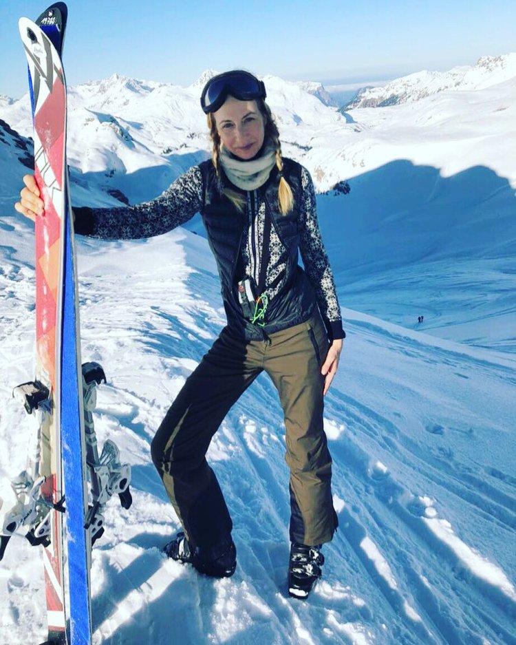 Hohe Berge: Ski, Schnee und Spaß