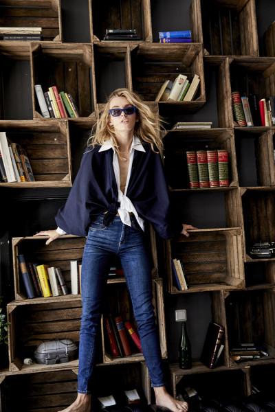 Jeans Vol. III Dark Blue long