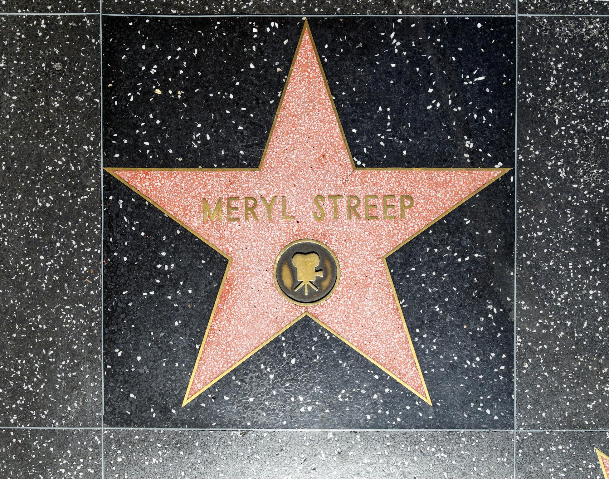 Porzellan Lady - Meryl Streep wird 70