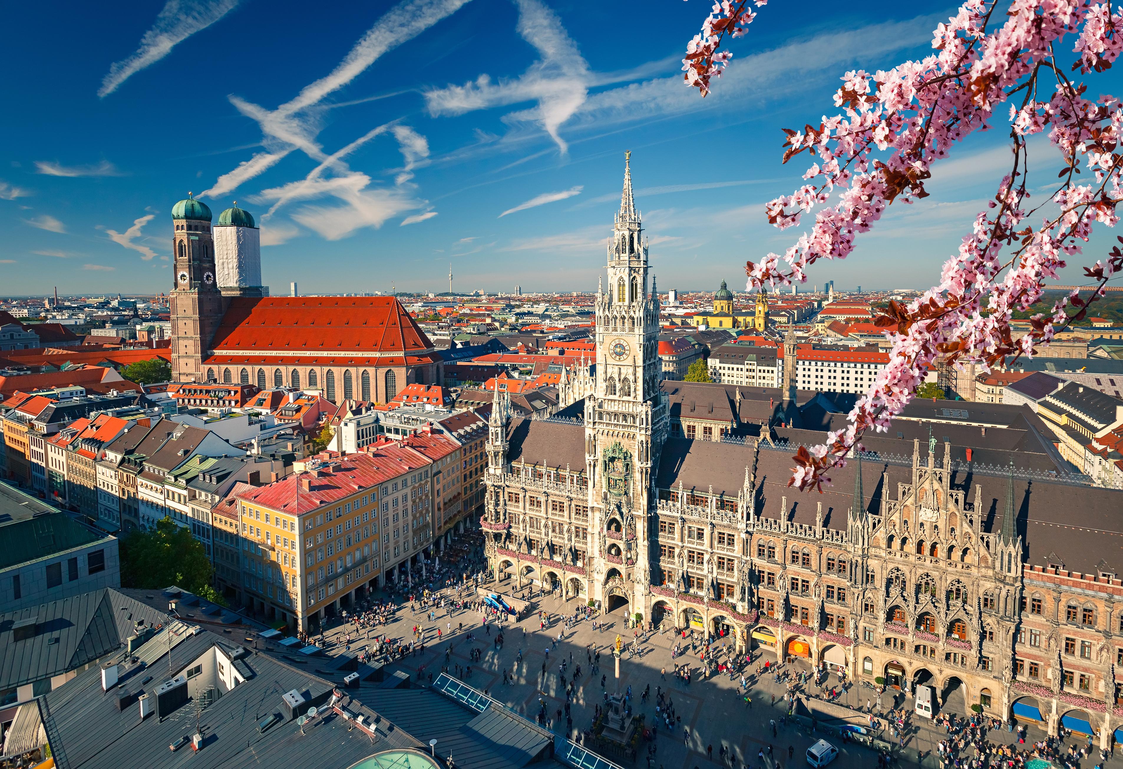 Top5 - Frühling in München