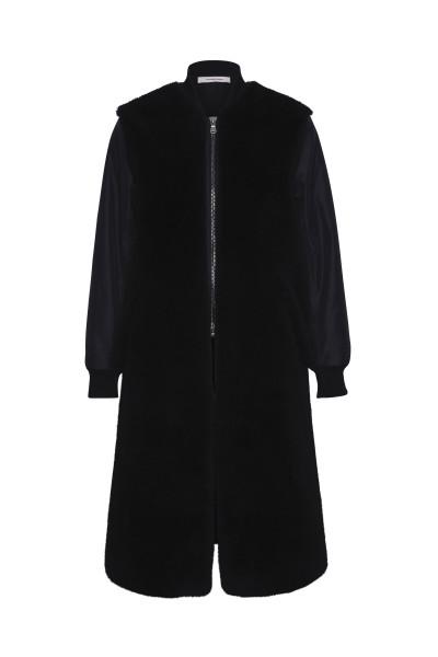 Hybrid Coat Schwarz