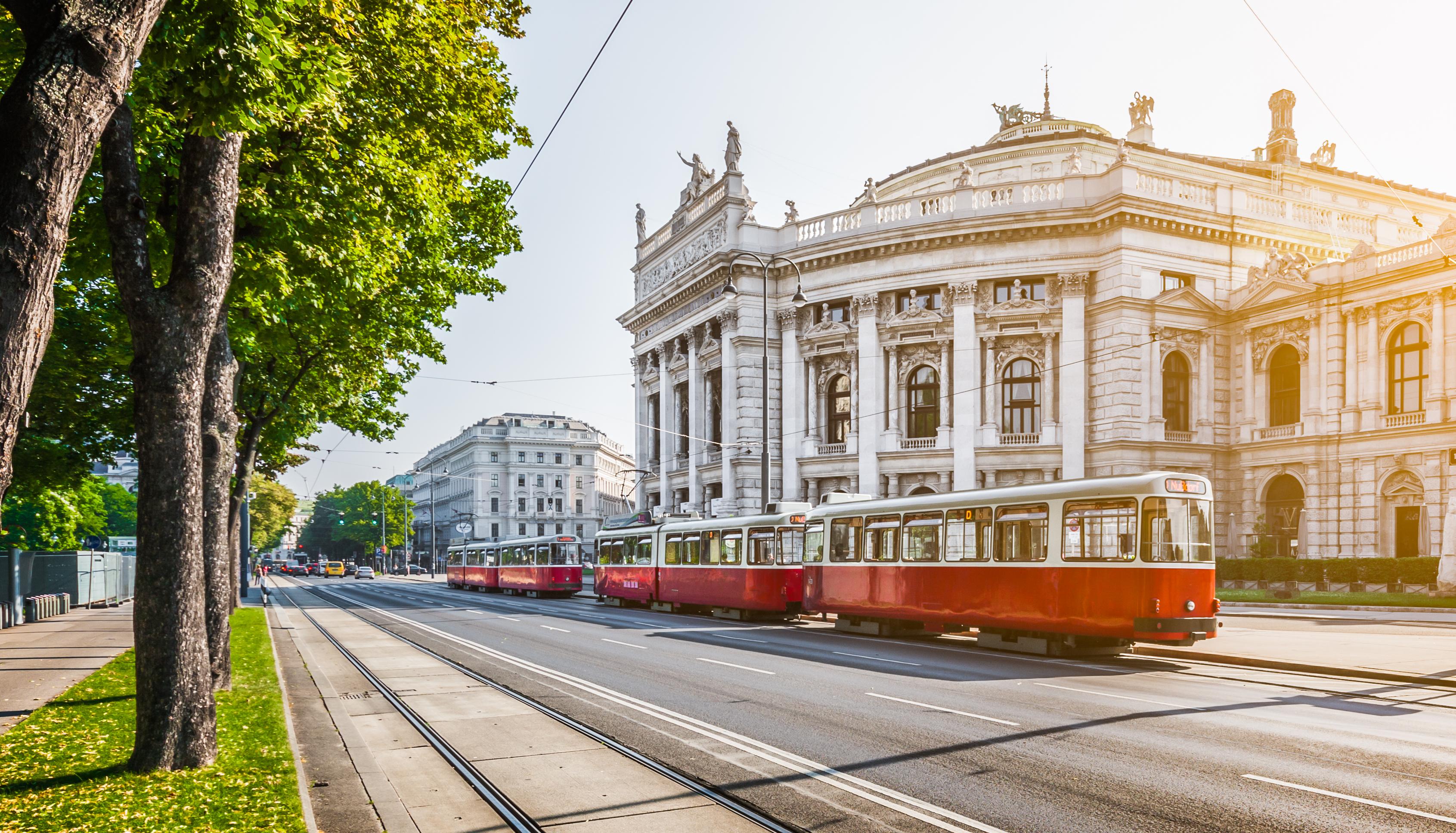 Oh, du schönes Wien!
