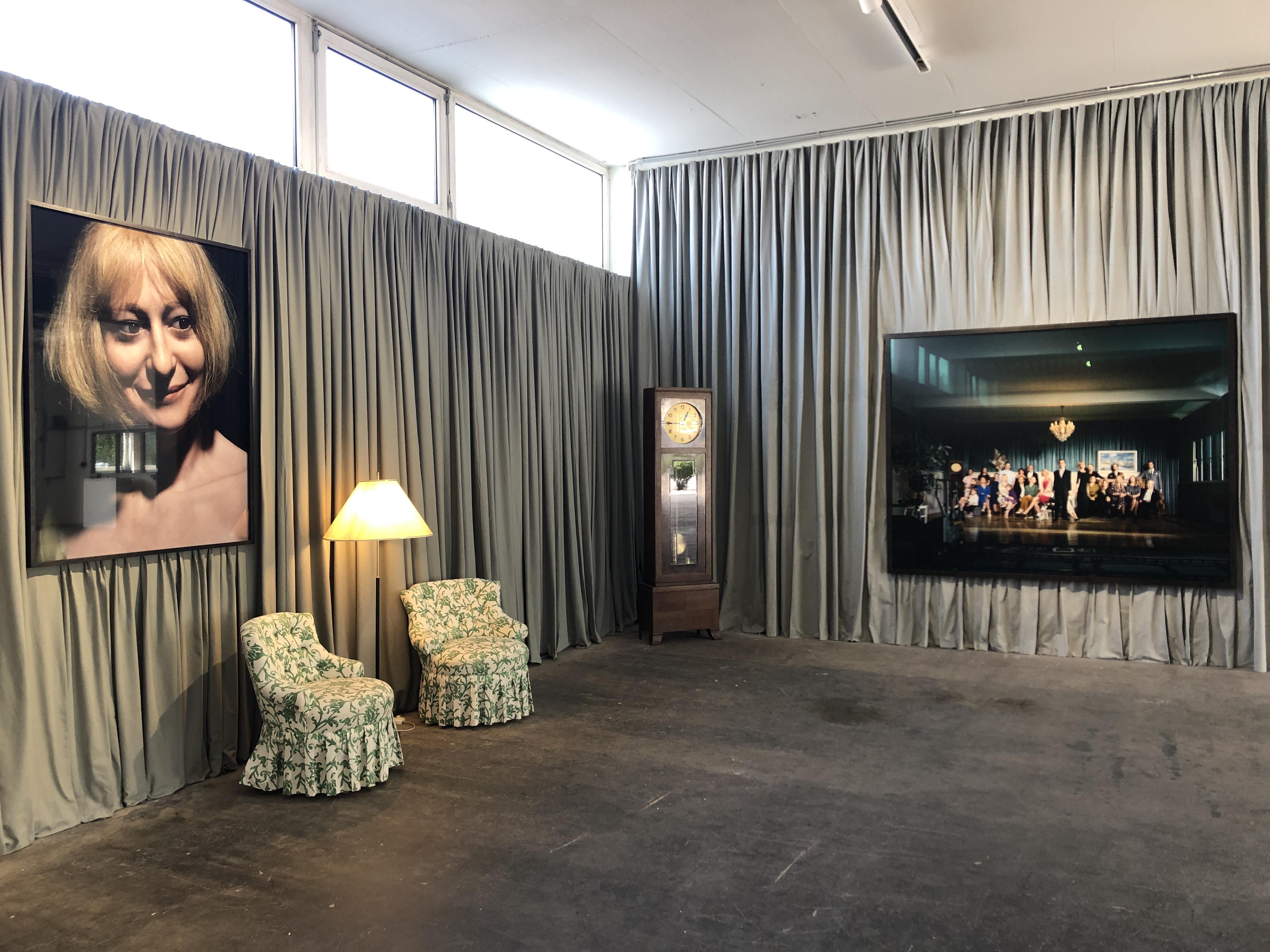 Andreas Mühe und seine sehenswerte museale Ausstellung in der Galerie Elektrohalle Rhomberg