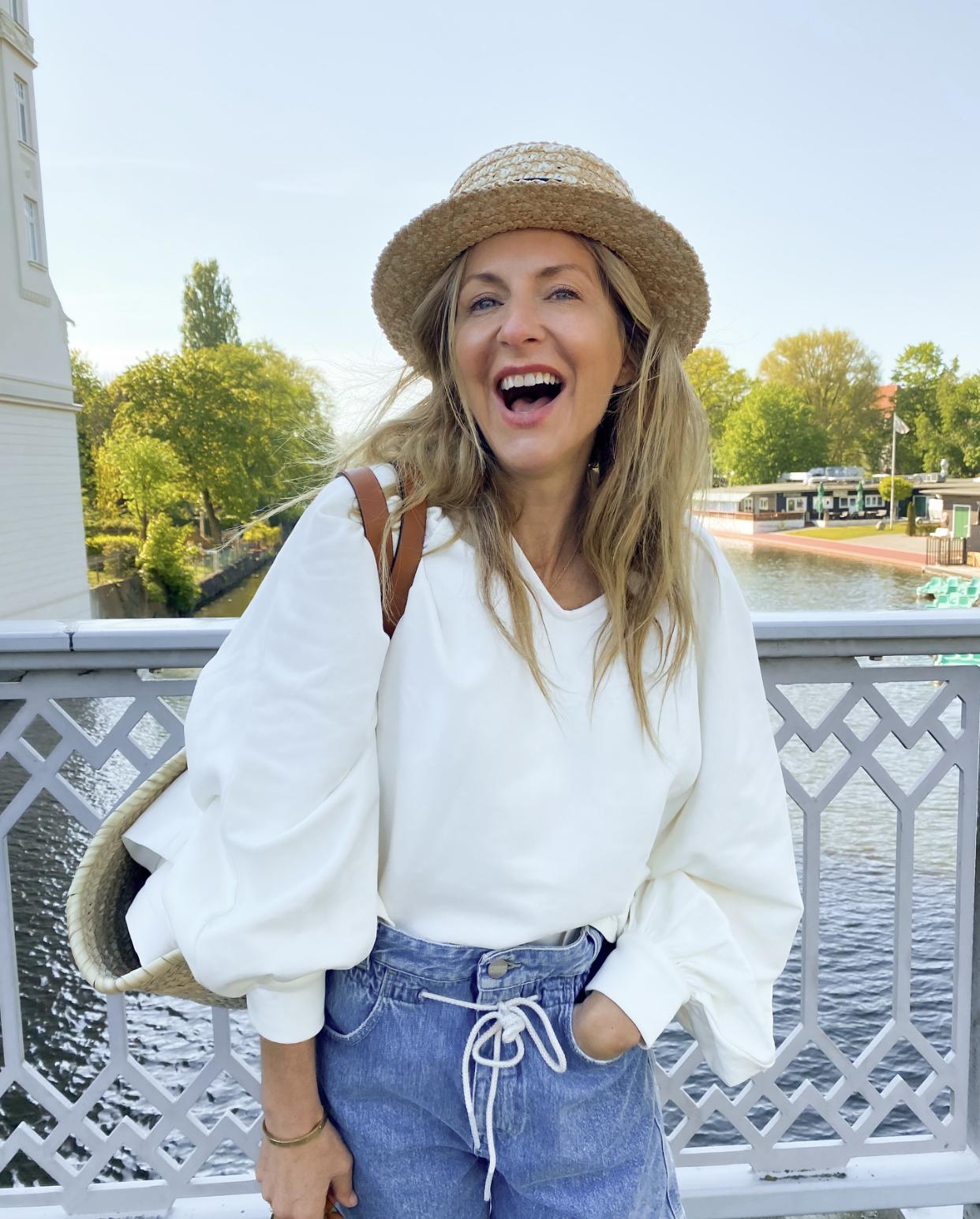 Neu im Shop: Sweatshirt Antonia Off-White