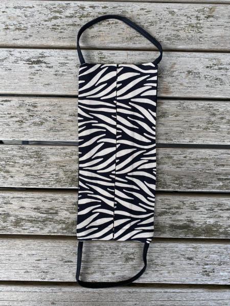 Mundschutz Zebra 2 x