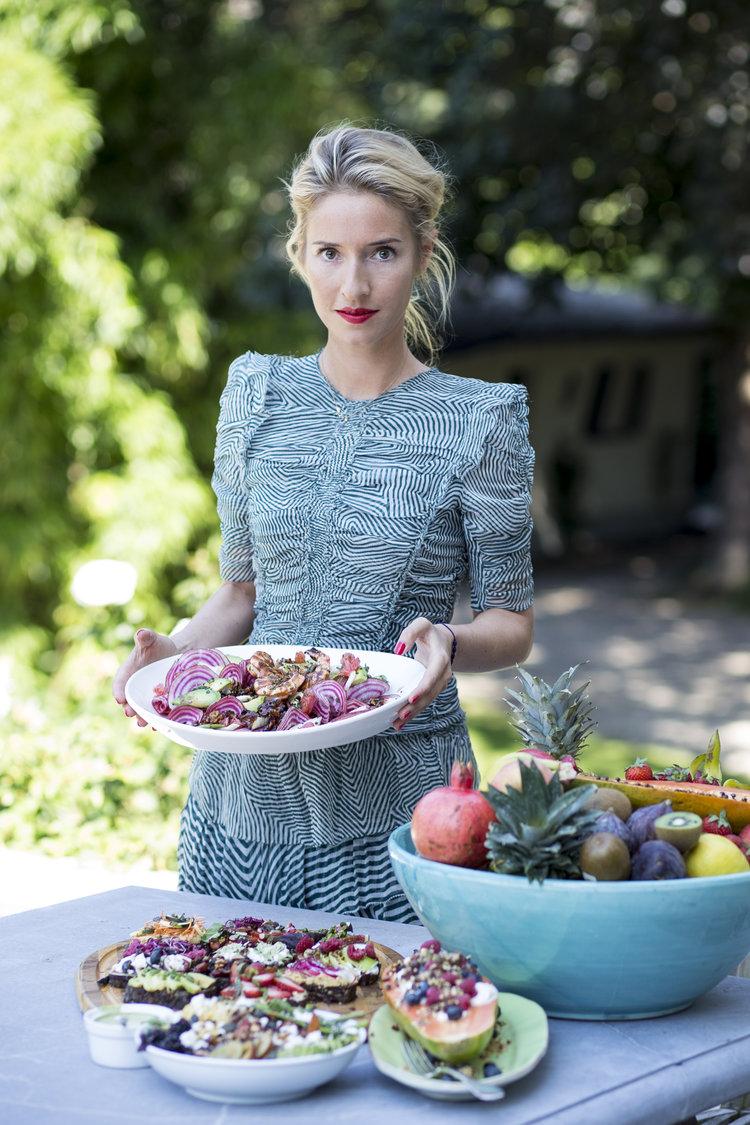 Kiss the Cook Autorin Laura Koerver im Interview