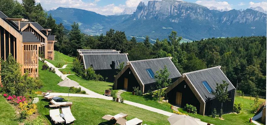 Adler Lodge Ritten, Oberbozen