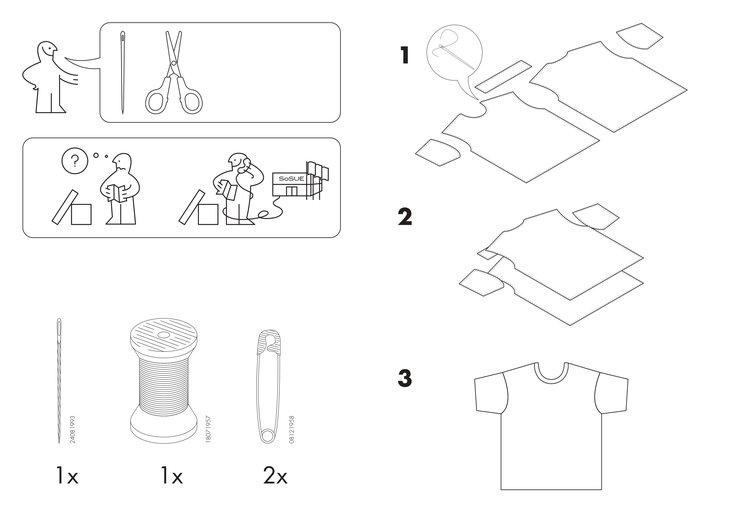 Warum die neue IKEA-Mode als Bastelset viel schöner wäre