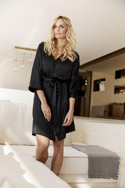 Kleid Kaftan Outfit