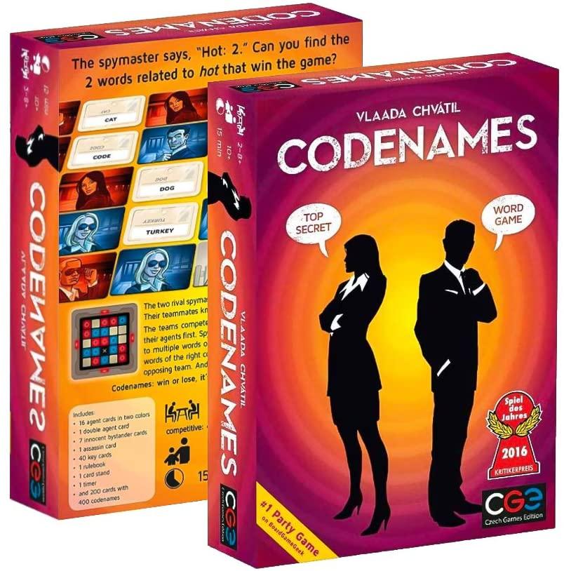 Cover - Codenames