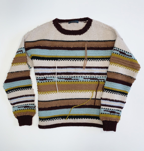 Pullover- Style ISI
