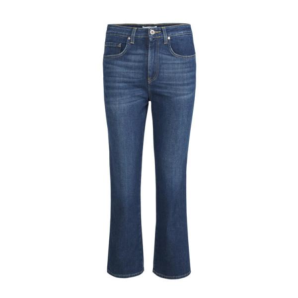 Jeans Vol. III Dark Blue short