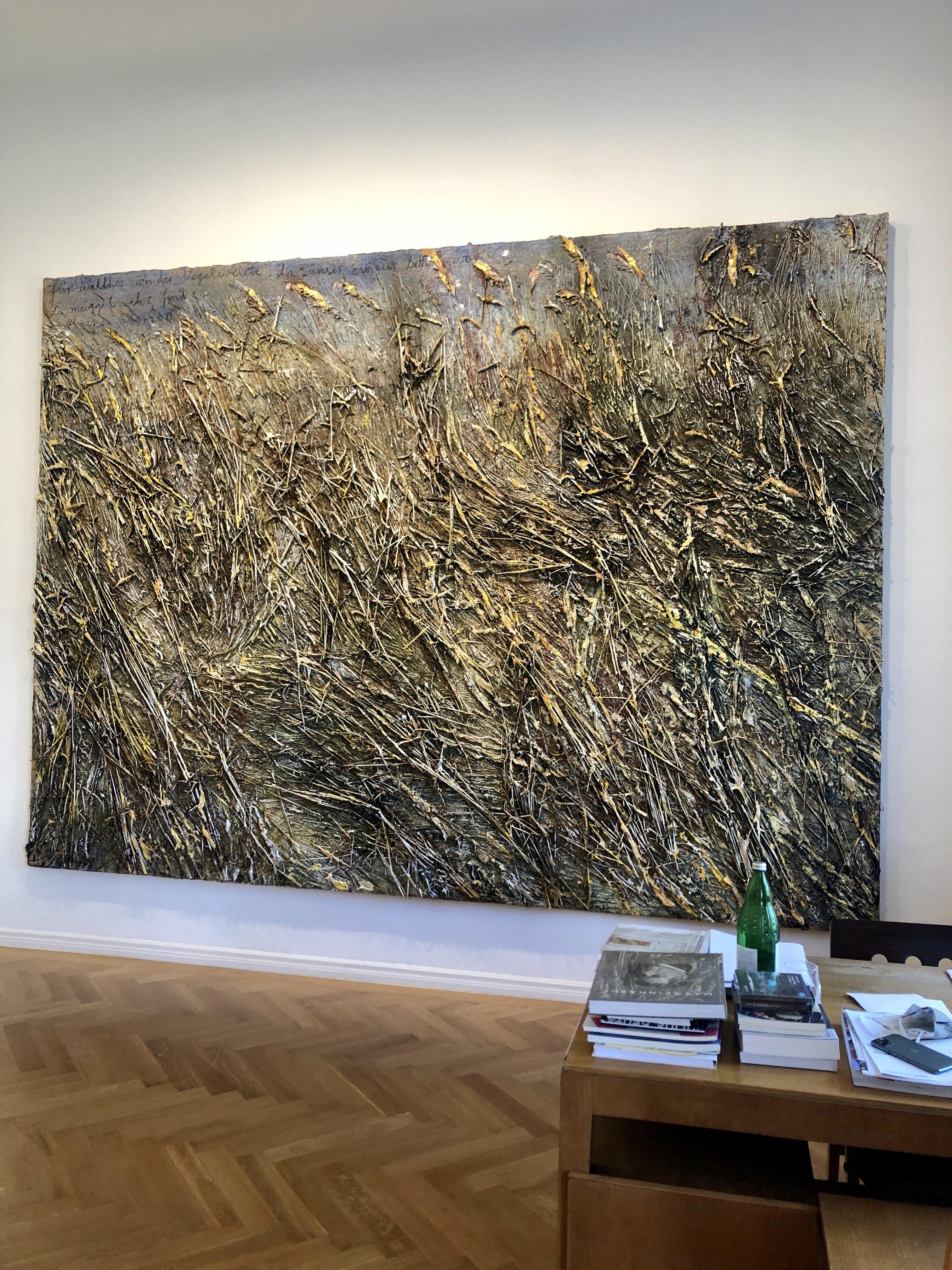 Beeindruckende Bilder von Anselm Kiefer in der Villa Kast
