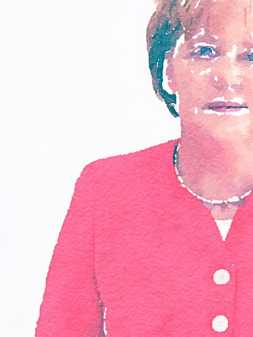 Merkel Jahre -Teil 1