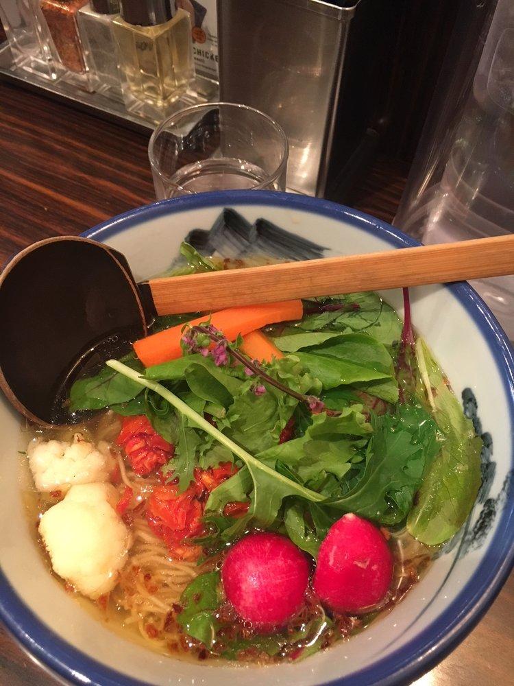 Auch beim Essen: Der Japaner liebt es puristisch