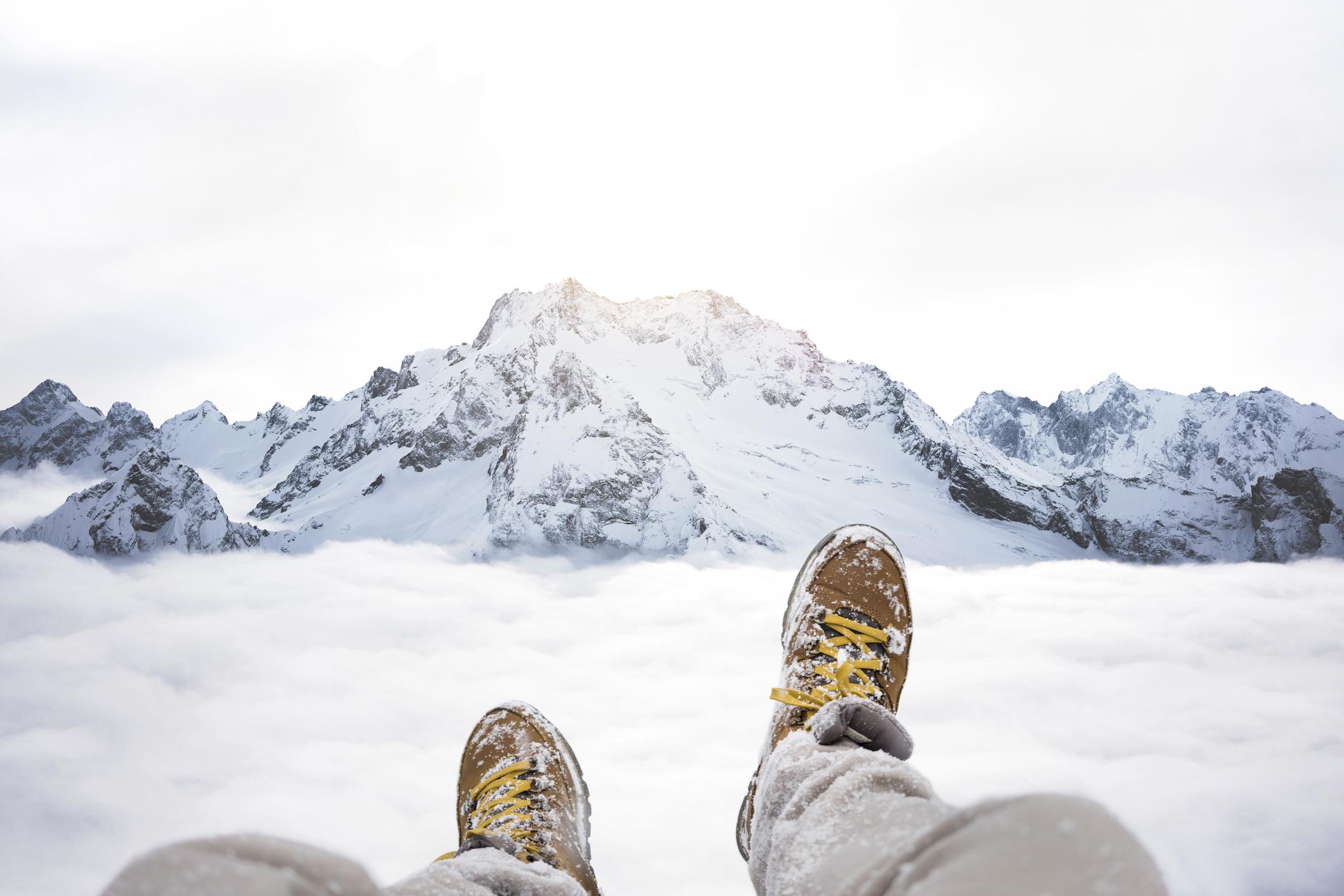 Die besten Schuhe für kalte Tage