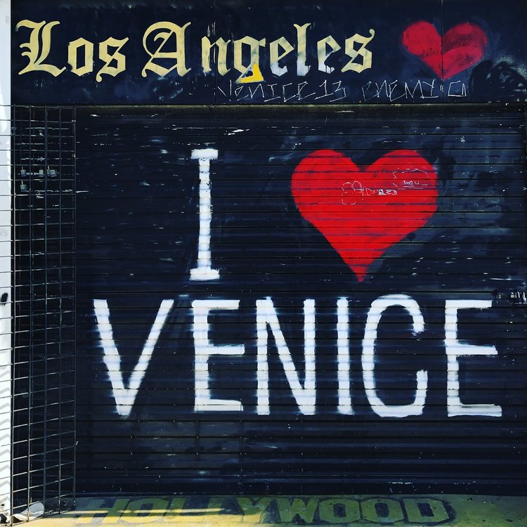 Die 10-Spot-Must-Go's in Venice/ L.A. - by Ala Zander