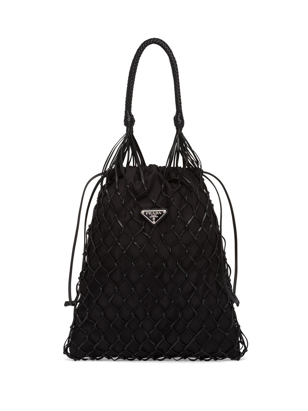 Prada mesh tote bag - 950 Euro